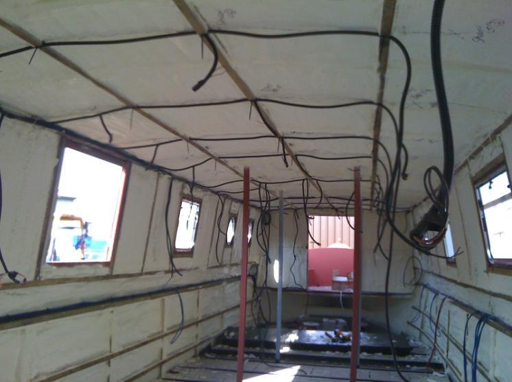 narrowboat loom fitting