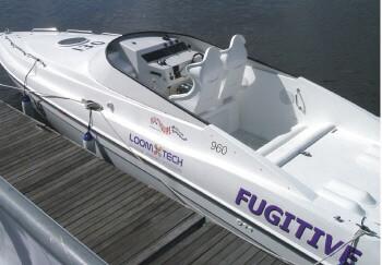 Loomtech raceboat